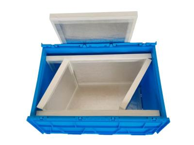 Folding Vacuum Insulated Boxes
